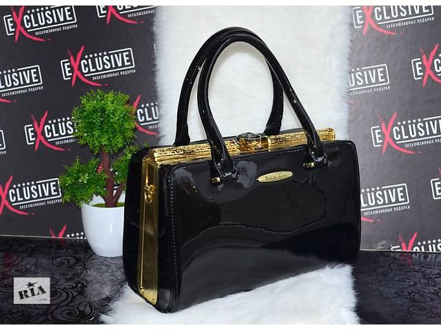 продам Шикарная сумка-саквояж Мarino Roso. бу в Чернигове