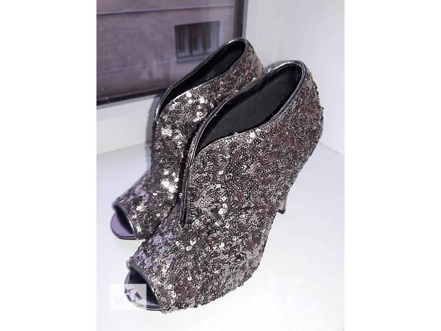 Шикарные туфли- объявление о продаже  в Бурштыне