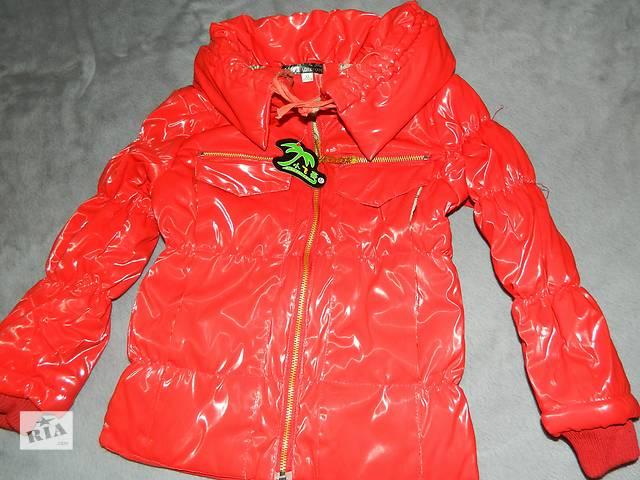 продам Шикарные деми курточки на девочек 110-122см Все равно здесь дешевле бу в Броварах