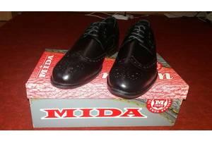 Новые Мужские туфли Mida