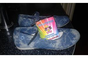 Нові Дитячі туфлі Шалунішка