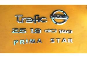 б/у Эмблема Opel Vivaro груз.