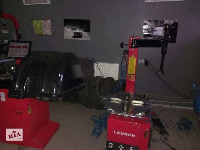 продам шиномонтажное оборудование бу в Лисичанске