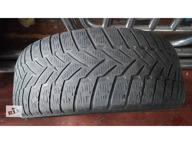 бу Шины 215 55 R17 Dunlop зимняя 4 шт, 1800грн за комплект в Киеве