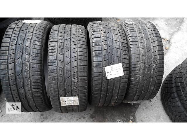 Шины б/у Pirelli 225/40/R18 Зимние 4шт- объявление о продаже  в Черкассах