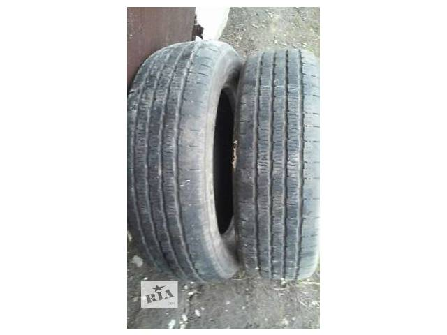 продам Шини kumho 235х60р18 2 шт бу в Тернополе
