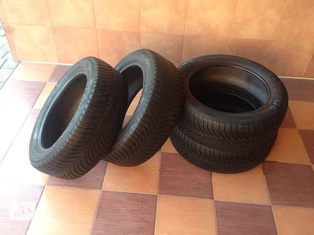 продам Шины Michelin Alpin A4 215/55 R 17 бу в Виннице