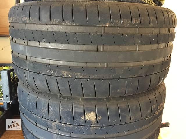 Шини Michelin Pilot Super Sport 285/30ZR20- объявление о продаже  в Изяславе