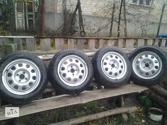 бу  Шины новые 175/65 R14 зима. в Житомире