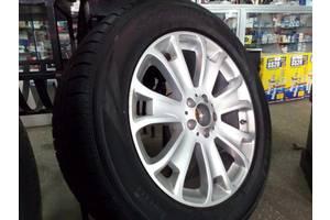 Новые диски с шинами Mercedes