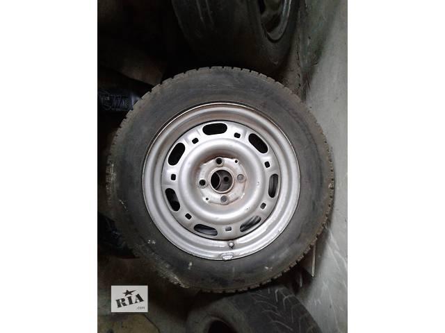 купить бу шини з дисками 185_65_14 на ПАСАТ, ГОЛЬФ в Луцке