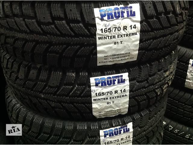 продам ШИНИ , ЗИМА 165/70-14 PROFIL (Michelin) Technologi Гарантия !  бу в Киеве