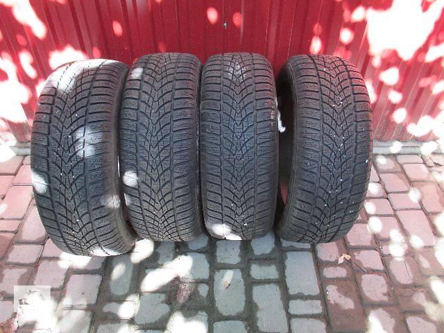 купить бу Шины Dunlop SP Winter Sport 4D 205/55 R16 94H 2012 в Ужгороде