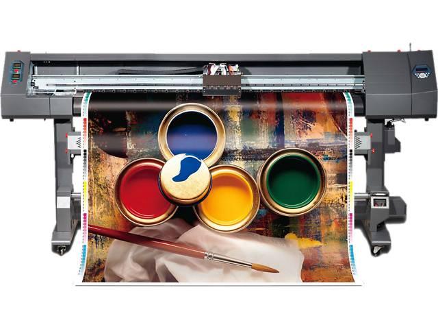 Широкоформатная печать (Киев, и вся Украина)- объявление о продаже   в Украине