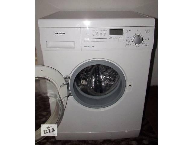 бу Siemens wash & dry 1260 +сушка на 5 кг c Германии в Дубно