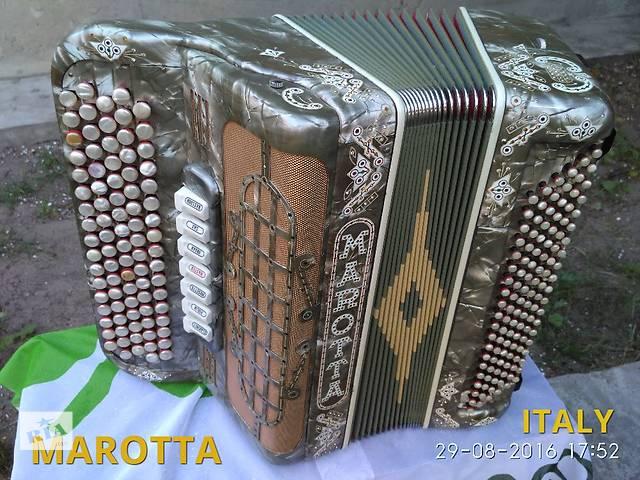 купить бу Silvio Marotta- Italy в Киеве