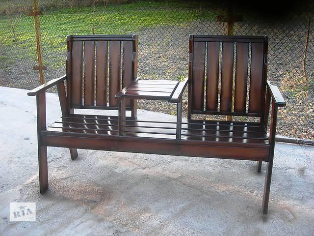 Кресло стол из дуба- объявление о продаже  в Виннице