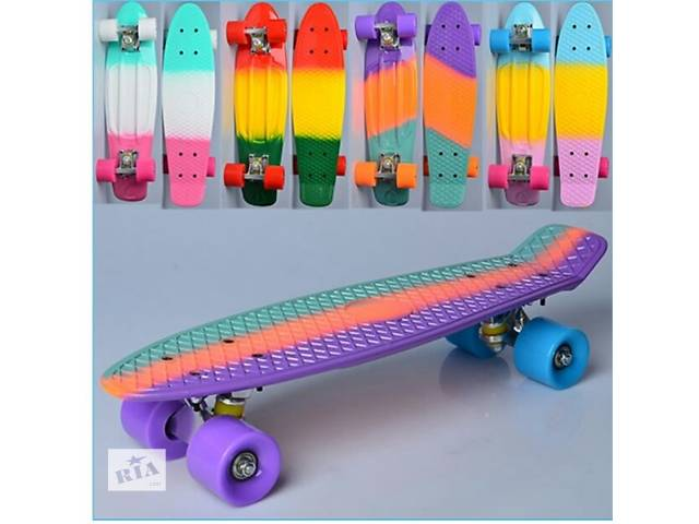 купить бу Скейт пенни борд penny board ms 0746 в Киеве