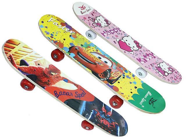 купить бу Скейтборд детский Smart Bavar Sport в Киеве