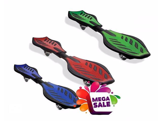 купить бу Скейтборд/скейт рипстик Ripstik Razor двухколесный с алюминиевой рамой: 3 цвета в Одессе