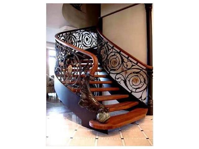 Лестницы, перила металлические.- объявление о продаже  в Киевской области