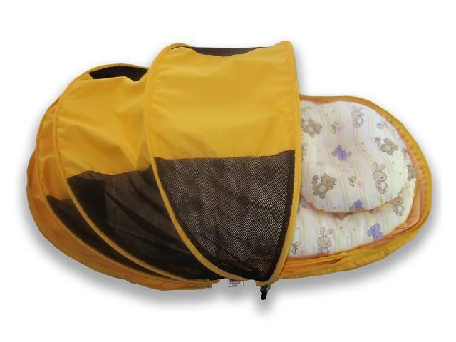 продам Складная сумка-кровать в подарок Переноска-кенгуру Summer Breezy бу в Киеве