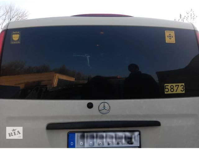 Скло ляди, скло на ляду Мерседес Віто Віто (Віано Віано) Mercedes Vito (Viano) 639 (109, 111, 115, 120)- объявление о продаже  в Ровно
