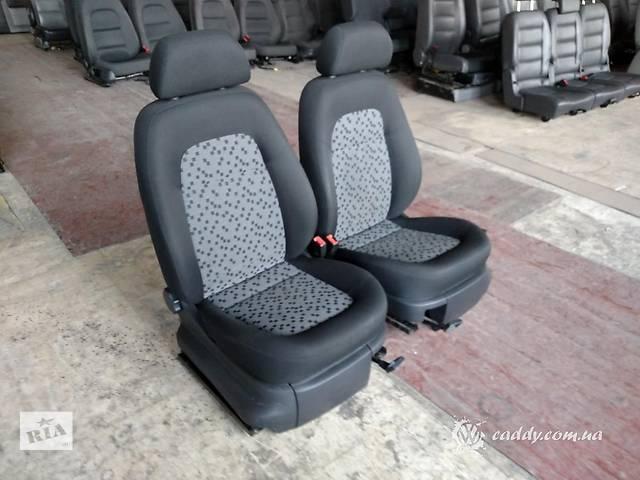 Skoda Fabia - передние сиденья- объявление о продаже  в Киеве