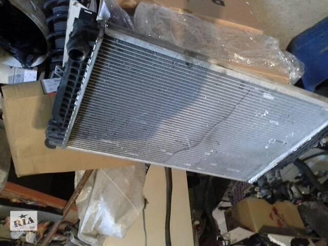 купить бу skoda oktavia a5 2.5,2.8 радиатор основной в Ивано-Франковске