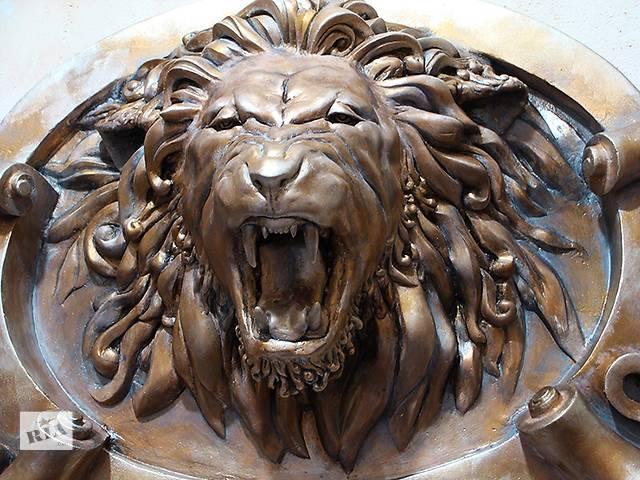 Скульптура голова льва- объявление о продаже  в Одессе