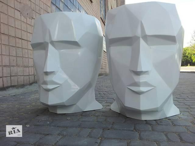 бу Скульптура голова Оскара в Одессе