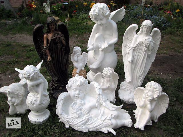 продам Скульптура из полимера и бетона от 30 см до 2 м бу в Коростышеве