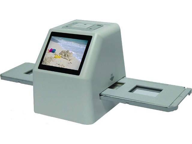 Слайд сканер фотопленки Qpix(35мм, негативы) Новый- объявление о продаже  в Сумах