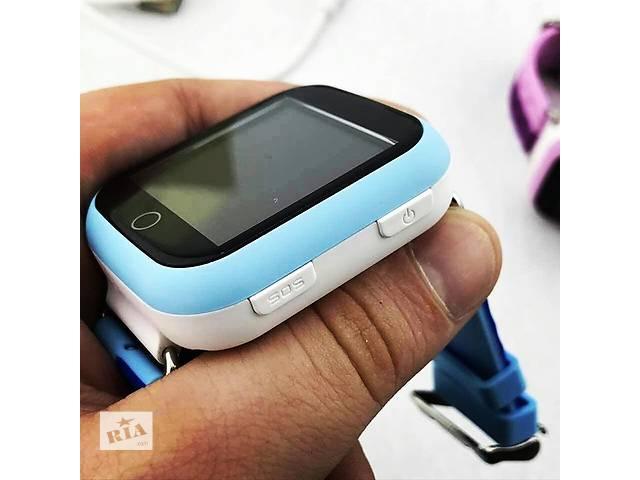 Smart baby watch Q100 ! Детские умные GPS часы Q100- объявление о продаже  в Киеве