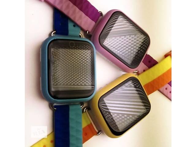 продам Smart baby watch Q100 ! Детские умные GPS часы Q100 бу в Харькове