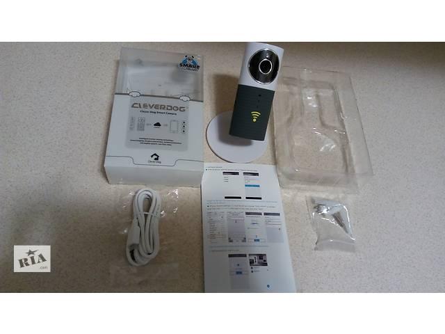 продам Smart Camera Wi-fi monitor (Видео-няня) бу в Киеве