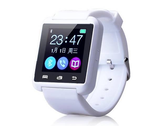 Смарт часы Smartwatch U8 белые- объявление о продаже  в Харькове