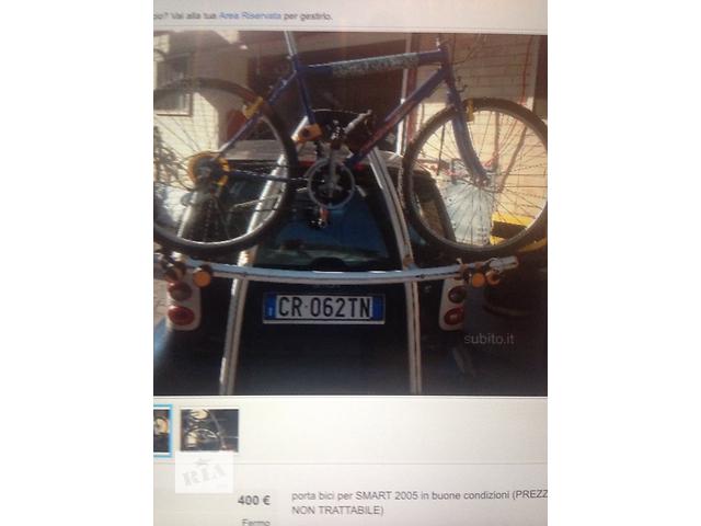 продам Б/у рейлинги для купе Smart бу в Львове