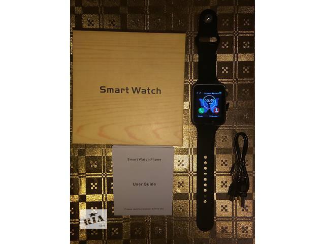 продам Smart Watch A1 + БЕСПЛАТНАЯ ДОСТАВКА (только 18.11) бу в Днепре (Днепропетровске)
