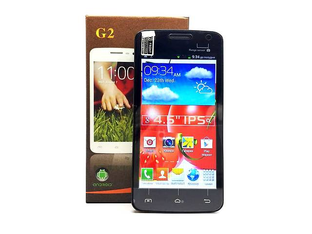 Смартфон Android LG G2 4.5 экран + чехол в подарок- объявление о продаже  в Белой Церкви