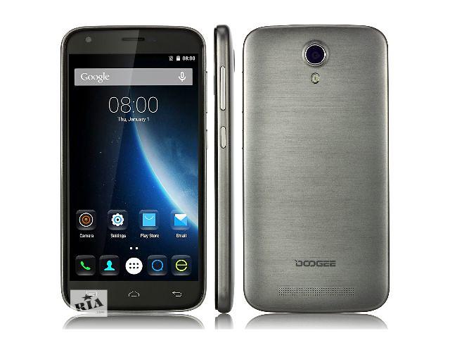продам Смартфон Doogee Y100 Pro Quad Core MT6735 64bit, 1280x720, 2/16Gb + Бампер бу в Львове
