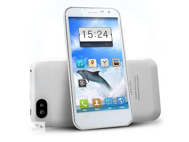 "продам Смартфон Ghong V10 White ( ""5.3"", 4 ЯДРА, 1ГБ ОЗУ, 8мп + 5мп, 2 sim) бу в Ильинцах"