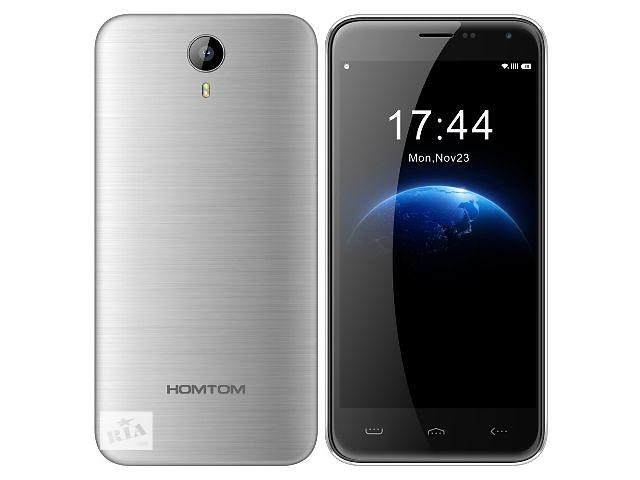 продам Смартфон HomTom HT3 Quad Core MTK6580, 1280x720, 1/8Gb + Бампер бу в Львове