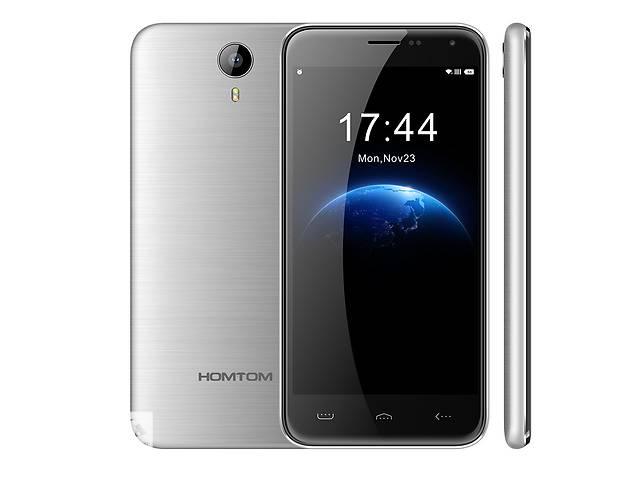 Смартфон HomTom HT3 Quad Core MTK6580, 1280x720, 1/8Gb + Бампер- объявление о продаже  в Львове