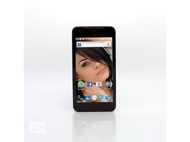 купить бу Смартфон HTC M1 3G 5 дюймов 4 ядра в Львове
