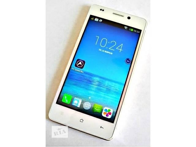 Смартфон HTC S8888. And4.4. 8Яд.кам12,6.мп.эк.4.6.`4гб.2сим.Белый.- объявление о продаже  в Одессе