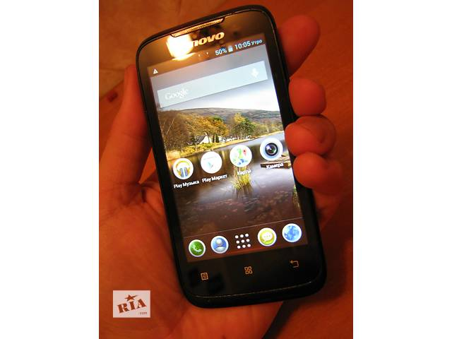 продам Смартфон Lenovo A369i в отличном состоянии бу в Никополе
