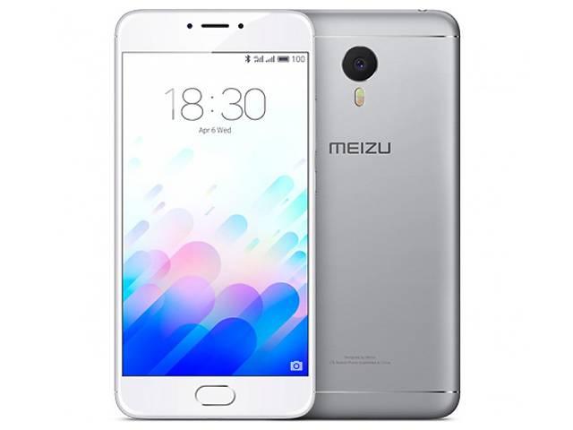 Смартфон Meizu M3 Note 16GB- объявление о продаже  в Новой Одессе