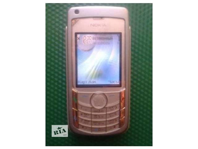 бу Смартфон NOKIA 6681 (серый)+карта памяти 512 мб в Вознесенске