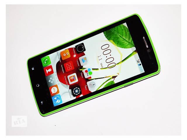 "купить бу Смартфон  Samsung (4.6"", 2 ядра, Android 4, 4Гб, камера 5МП - Green) в Киеве"